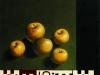 ÖT  1998  AKRIL, VÁSZON + VEGYES TECHNIKA  39 X 45 CM.